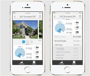 App Design by Doxio - Design iOS App UI/UX for FlipDecider.com