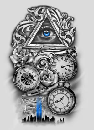Tattoo Design by JesusValhalla