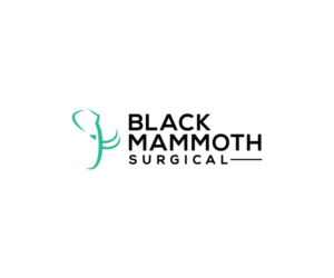 Black Mammoth Surgical | Logo Design by Atec