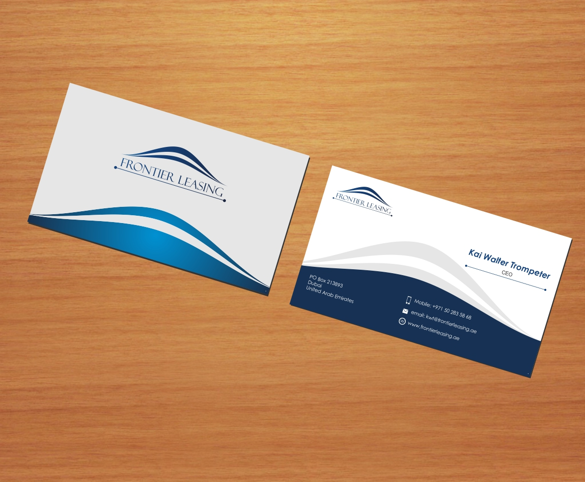 Elegant serious conservative business card design for a company by business card design by oscar skippa for this project design 3041576 colourmoves