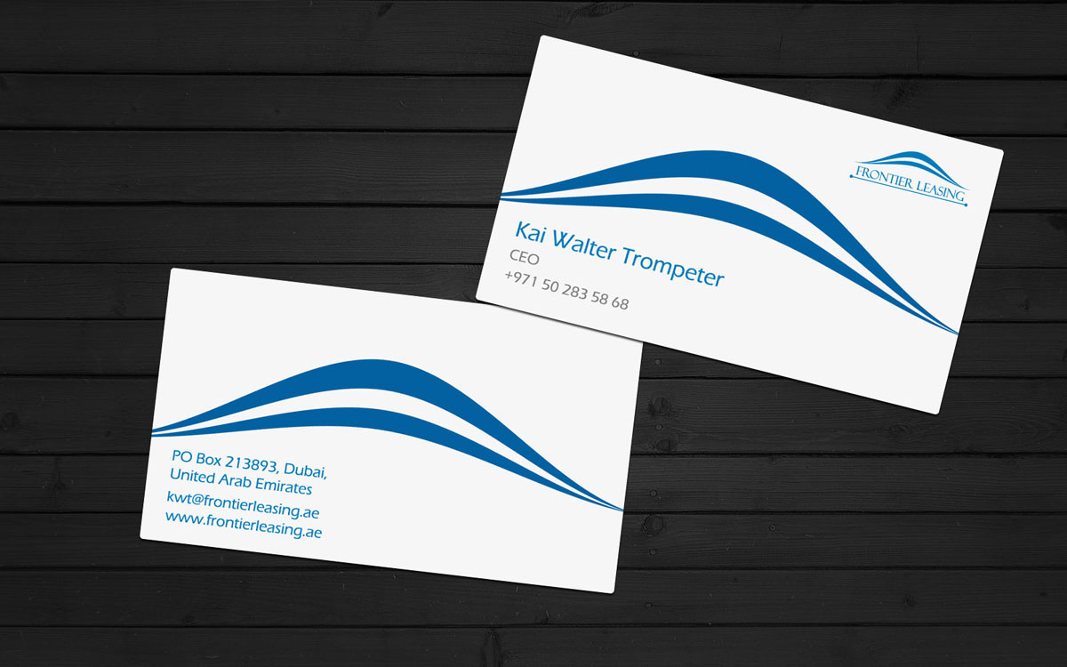 Elegant serious conservative business card design for a company by business card design by ahsun for this project design 3050186 colourmoves