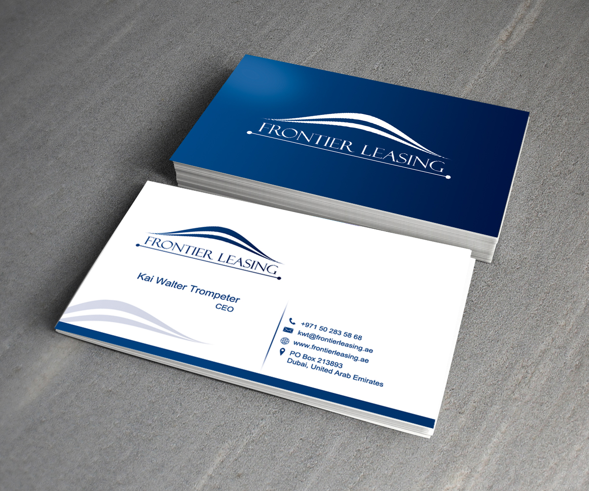 Elegant serious conservative business card design for a company by business card design by riyad for this project design 3046279 colourmoves