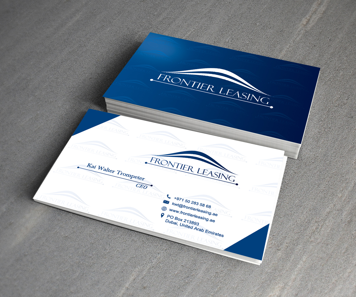 Elegant serious conservative business card design for a company by business card design by riyad for this project design 3055728 colourmoves