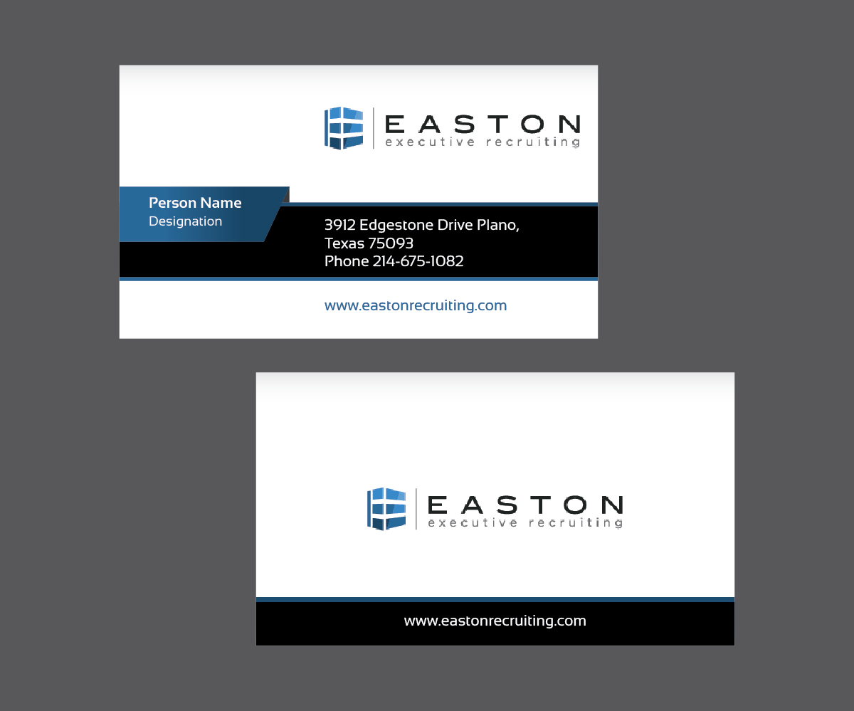 Elegant traditional real estate business card design for a company business card design by esolbiz for this project design 3048020 reheart Images