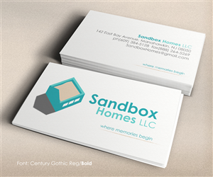 Home Builder Business Card Design Galleries for Inspiration - Page 2