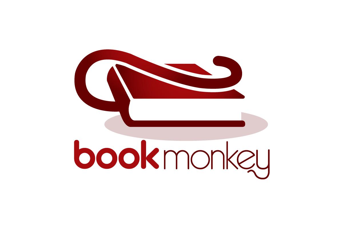 Logo Design by Jace Design for Logo for book selling website - Design #65871