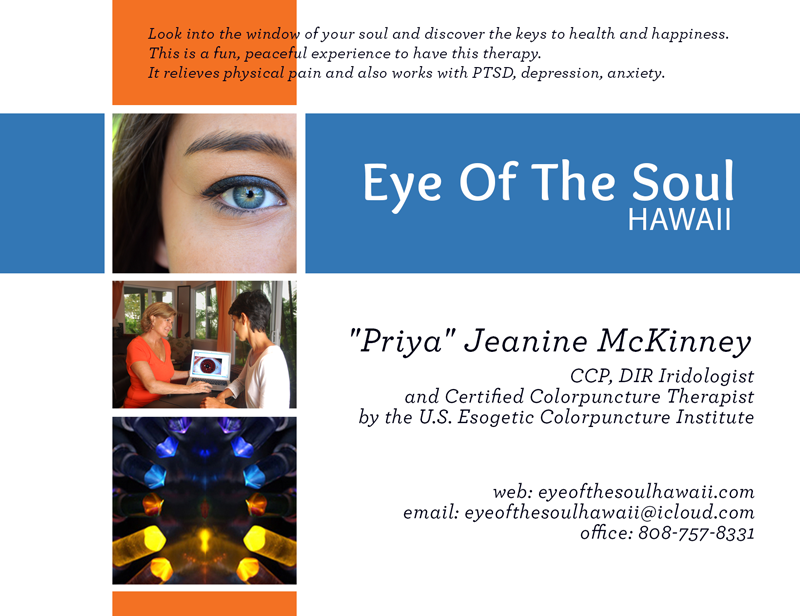 52 modern business card designs business business card design business card design by hexseven designs for eye of the soul hawaii design reheart Gallery