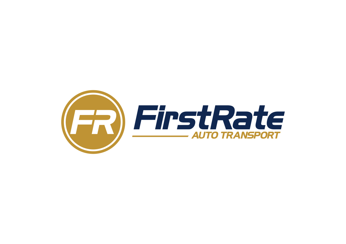 Serious Masculine Logo Design For First Rate Auto