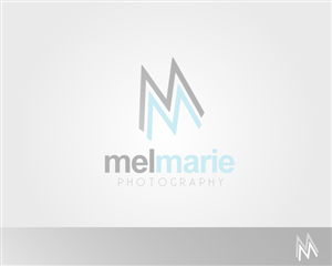 Logo Design by justin long for Mel Marie Photography | Design: #66921