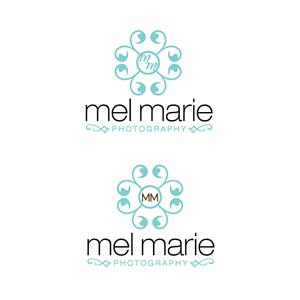 Logo Design by Alfie Tubillara for Mel Marie Photography | Design: #68171