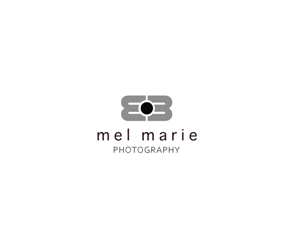 Logo Design by sr for Mel Marie Photography | Design: #68439