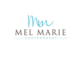 Logo Design by Cherry Pop Design for Mel Marie Photography | Design: #66479