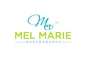 Logo Design by Cherry Pop Design for Mel Marie Photography | Design: #68090