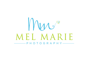 Logo Design by Cherry Pop Design for Mel Marie Photography | Design: #68091