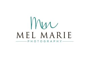 Logo Design by Cherry Pop Design for Mel Marie Photography | Design: #68129