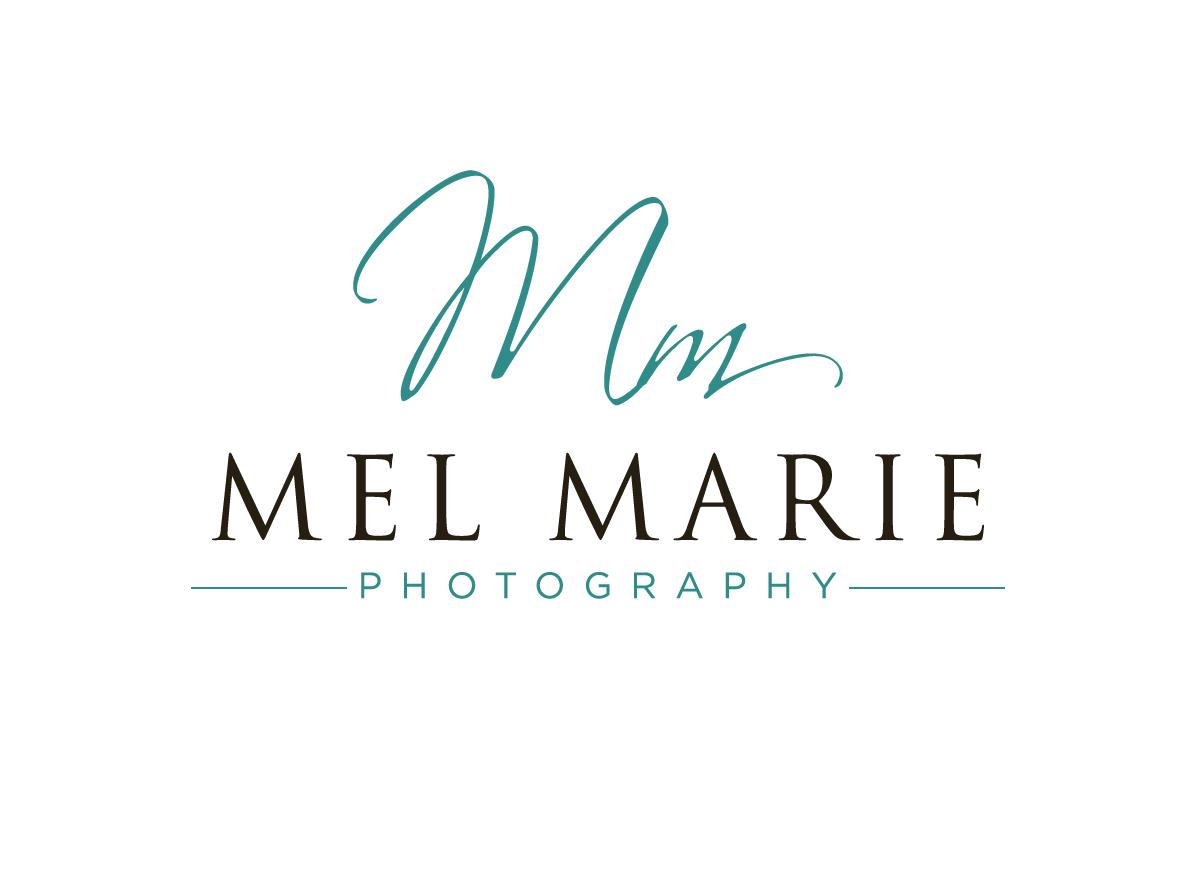 Logo Design by Cherry Pop Design for Mel Marie Photography | Design: #68588
