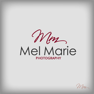 Logo Design by Stellar Designs for Mel Marie Photography | Design: #68103