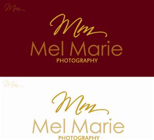 Logo Design by Stellar Designs for Mel Marie Photography | Design: #68104