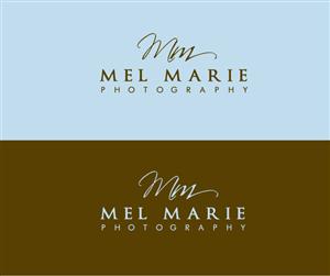 Logo Design by Stephanie Soon for Mel Marie Photography | Design: #67885