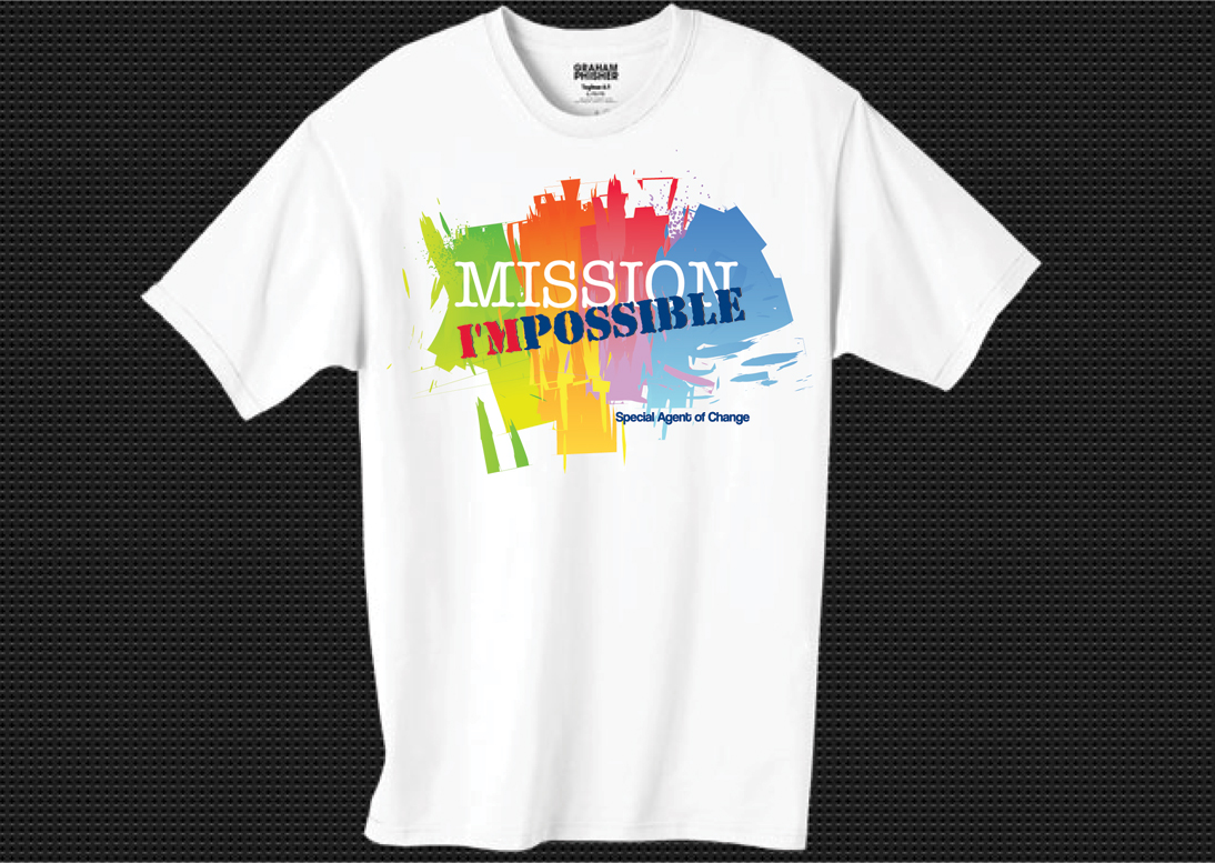 T Shirt Design For Motivating People In Resource Education