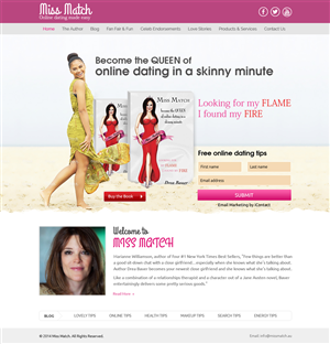 Dating Web Design Galleries for Inspiration