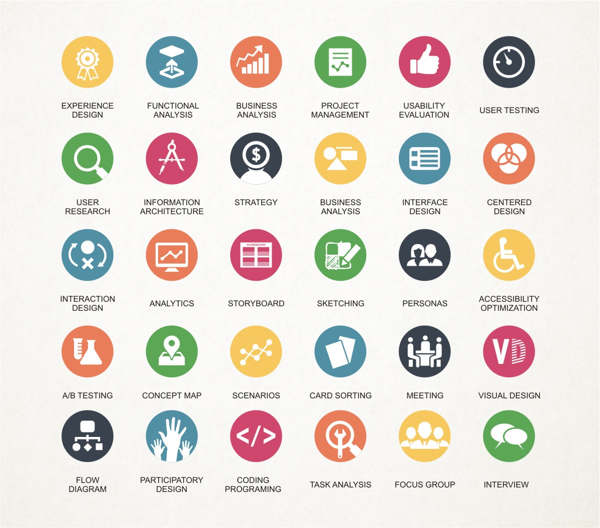 21 Serious Professional Building Icon Designs For A