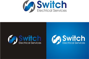 Logo Design by Sushma - Switch Electrical Services requires a logo bran...