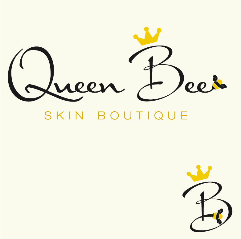 Queen Bee Logo by Design Possibilities