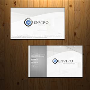 Business Card Design Contest Submission #765624