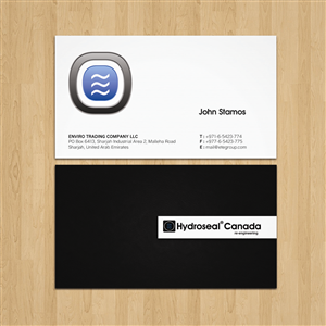 Business Card Design Contest Submission #758157