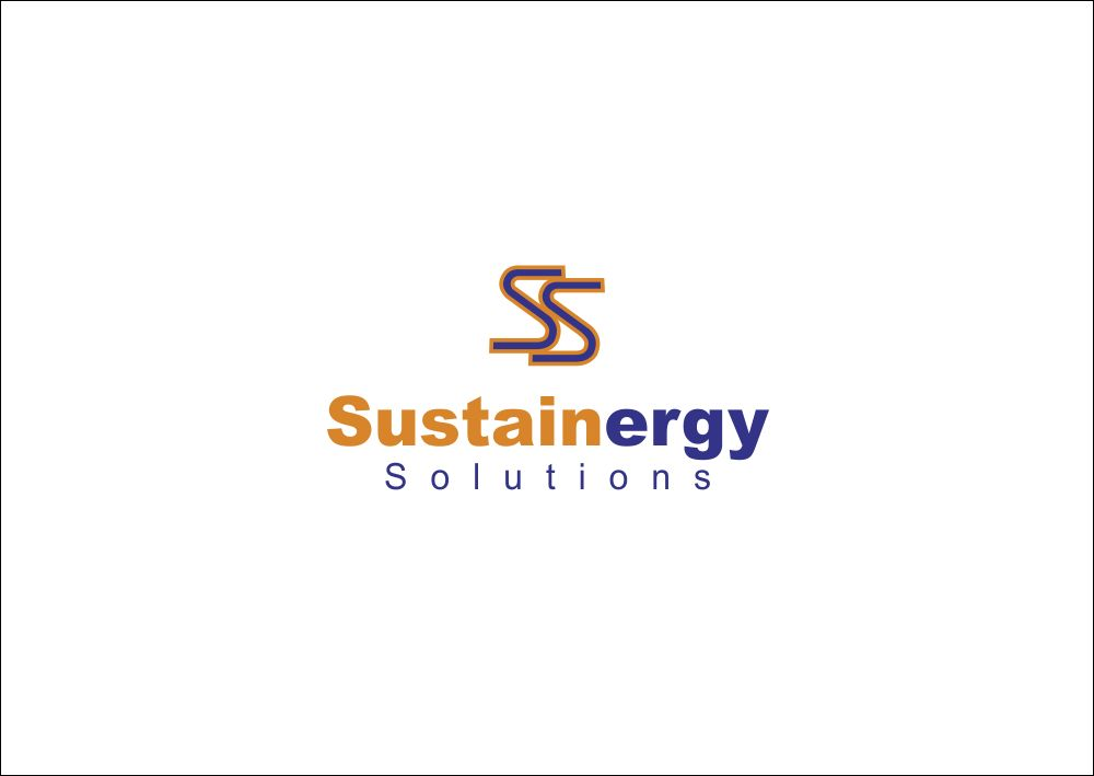 Line Design Solutions : Upmarket serious it company logo design for sustainergy