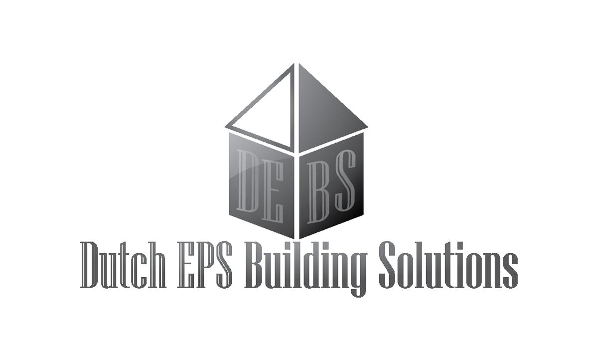 Professional, Masculine, Building Logo Design for Dutch EPS Building