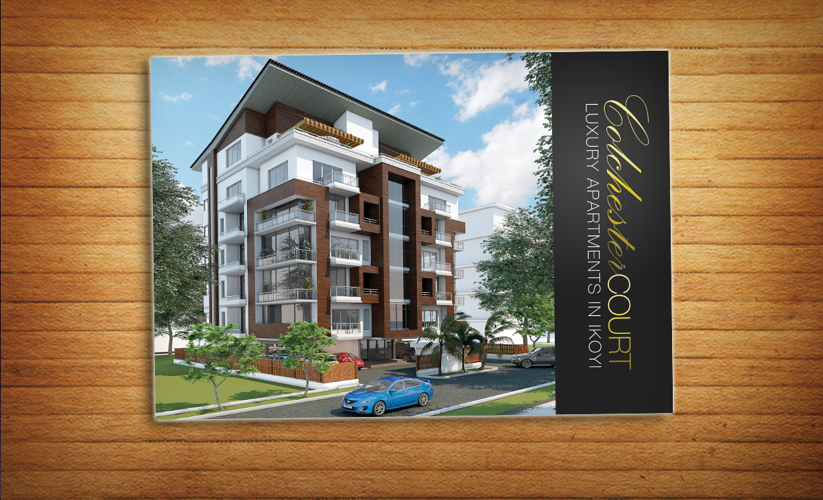 apartment brochure design. Brochure Design By Alessandroevge For Luxury Real Estate Marketing - #5417904 Apartment