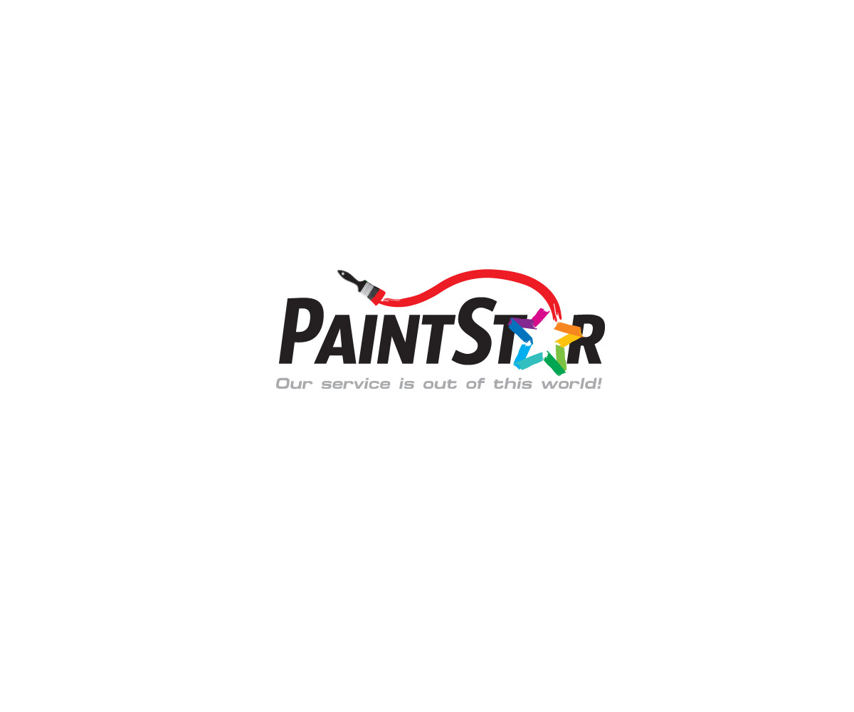 Painting logo design for undeath logo our service is out for Painting and decorating logo ideas