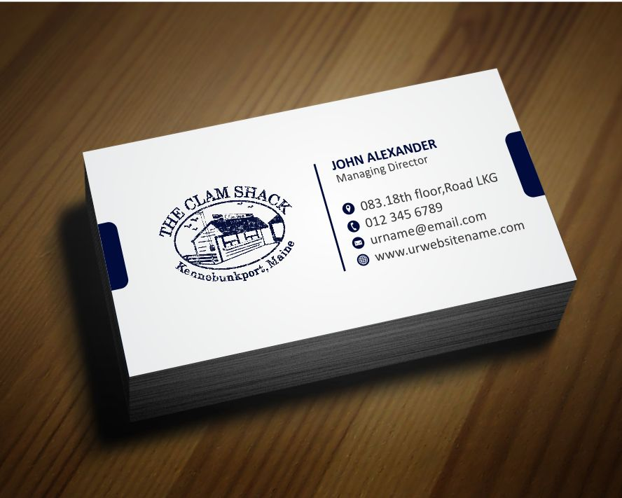 Traditional, Bold Business Card Design for Steve Kingston by ...