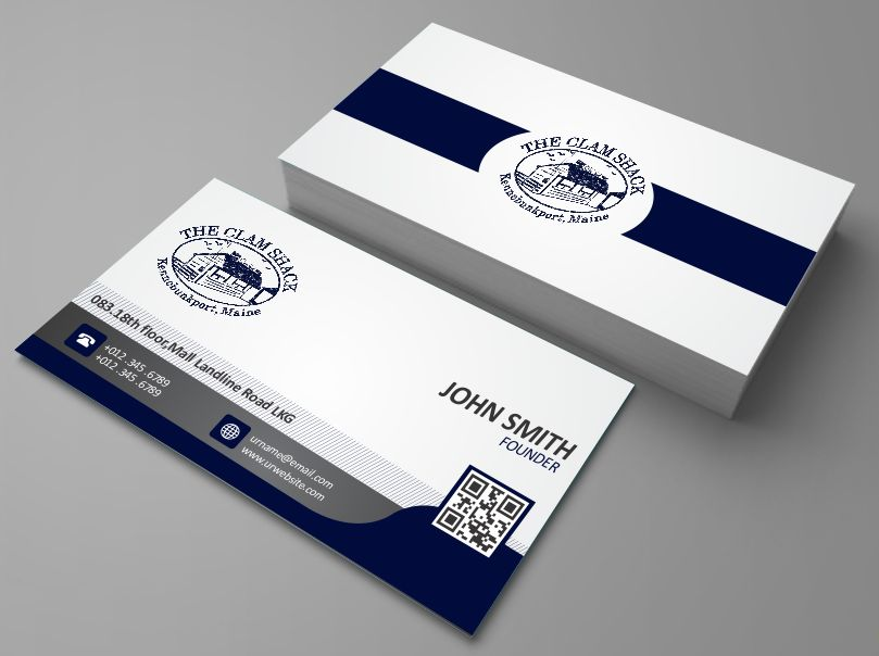 Traditional, Bold, Nautical Business Card Design for a Company by ...