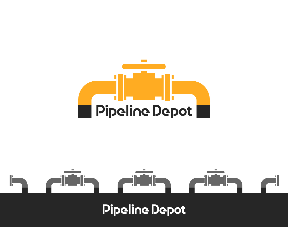 Bold, Serious, Graphic Design Logo Design For Pipeline