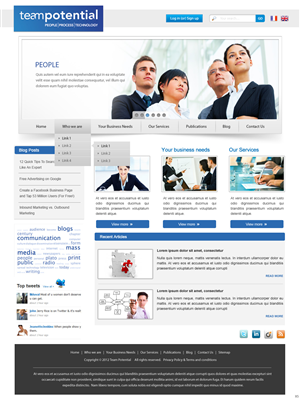 Website Design Proposals 774282