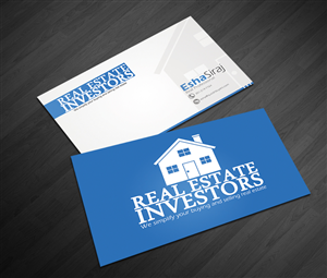 Real Estate Business Card Design For A Company By Kkazi11 Design