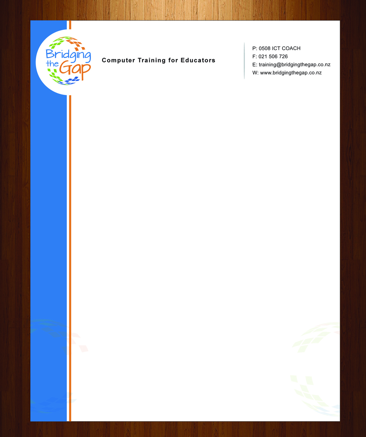 How To Design A Personal Letterhead Logo