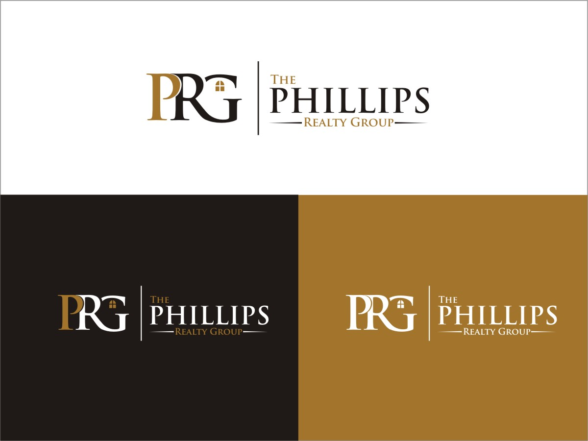 Logo Design for The Phillips Realty Group by Sushma | Design #3112483