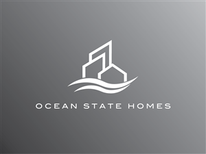73 Bold Serious Logo Designs for OSH / Ocean State Homes a ...