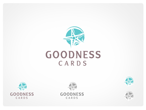 Economical modern religious logo design for goodness cards by zeta logo design by vicez for this project design 3134587 m4hsunfo