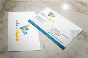 106 serious business card designs business business card design business card design by mt for solar analytics design 3156642 colourmoves Image collections