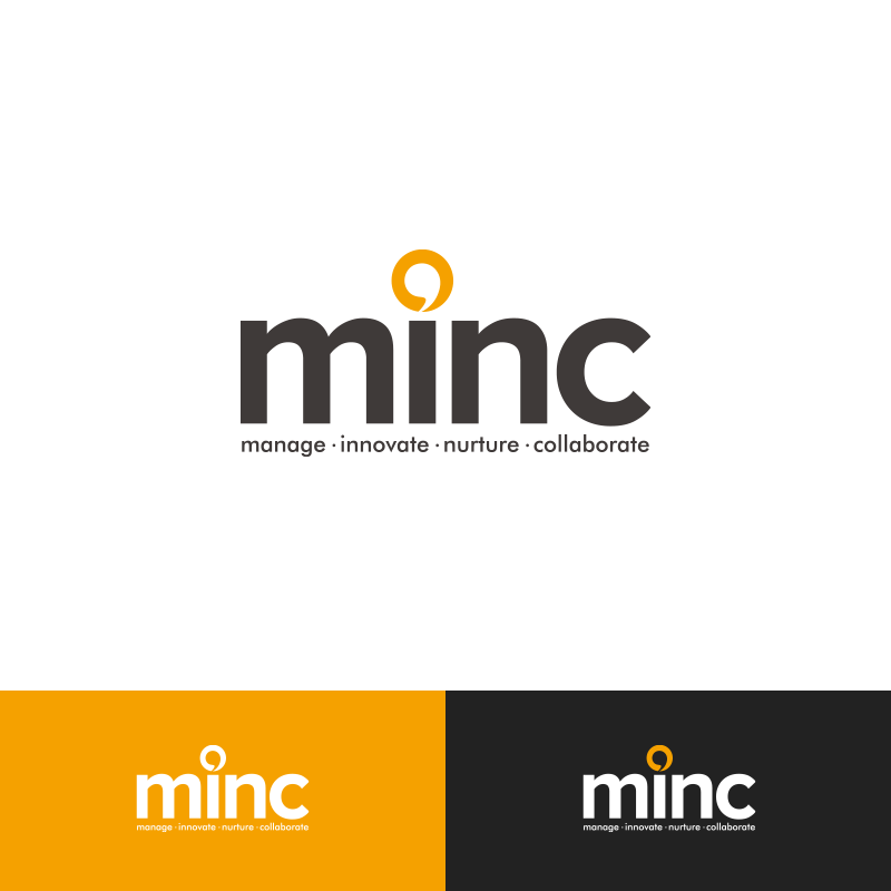 Logo design for minc group by onw design 3172818 for Consulting company logo