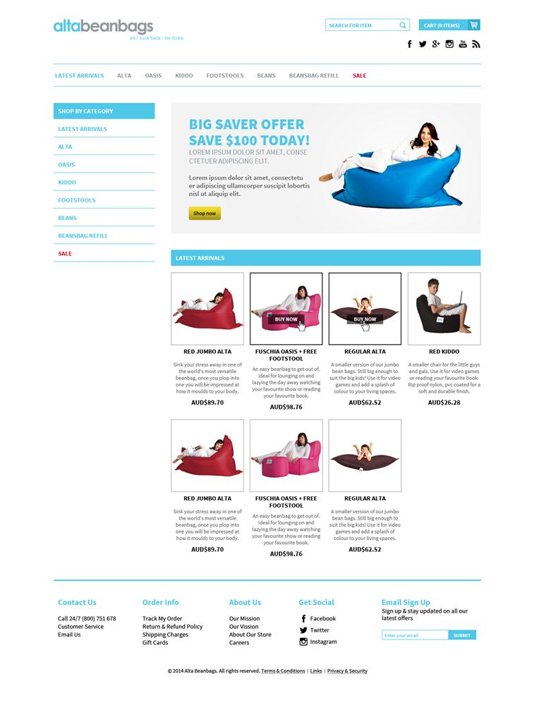 Marvelous Playful Traditional Shopping Web Design For A Company By Gmtry Best Dining Table And Chair Ideas Images Gmtryco