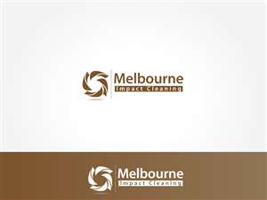 Logo Design by mukta - MIC - Melbourne Impact Cleaning