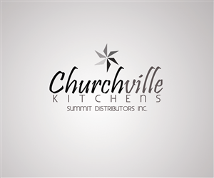 Logo Design By Arthesia Creative For Churchville Kitchens | Design: #3164617