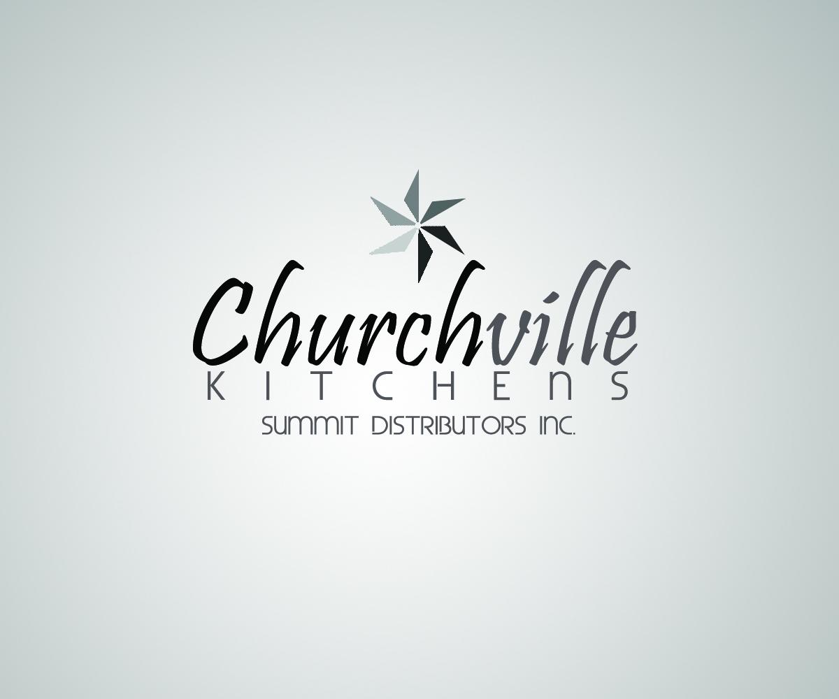 26 Logo Designs   Building Logo Design Project for Churchville Kitchens