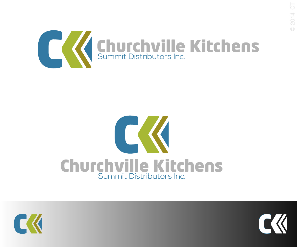 Building Logo Design For Churchville Kitchens In United States | Design  3154840